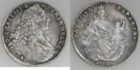 Bayern Madonnentaler 1770 A sehr schön Maximilian III. Joseph 1745-1777 65,00 EUR  zzgl. 6,00 EUR Versand