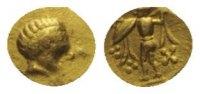 1/24 Stater 2./1. Jh. v.Chr. KELTEN IN BÖHMEN UND DER SLOWAKEI  ss-vz  1200,00 EUR  zzgl. 9,90 EUR Versand