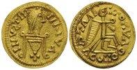 VÖLKERWANDERUNG Tremissis ca. 565 - 580 n.Chr. gepr vz Liuva I., 565 - 5... 1800,00 EUR  zzgl. 9,90 EUR Versand
