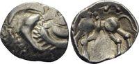 Büschelquinar 1. Jh. v.Chr. KELTEN IN DEUTSCHLAND Vindeliker ss-vz  90,00 EUR  zzgl. 6,90 EUR Versand