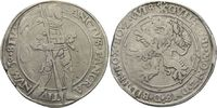 Pancratiustaler zu 30 Stüber o.J. NIEDERLANDE Willem IV., 1546 -1586 ss+  4950,00 EUR  zzgl. 9,90 EUR Versand