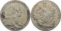 Madonnentaler 1753 München  Maximilian III. Joseph, 1745 - 1777 ss, Bro... 80,00 EUR  zzgl. 6,90 EUR Versand