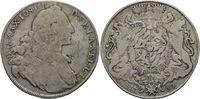 Madonnentaler 1760 München  Maximilian III. Joseph, 1745 - 1777 s-ss  60,00 EUR  zzgl. 6,90 EUR Versand