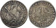 Taler 1609 Dresden  Christian II., Johann Georg I. und August, 1591 - 1... 195,00 EUR  zzgl. 6,90 EUR Versand