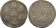 Taler 1691 Gotha  Friedrich I. allein, 1675 - 1680 - 1691 ss+, feine Pa... 1200,00 EUR  zzgl. 9,90 EUR Versand