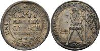 24 Mariengroschen 1704 Zellerfeld  Rudolf August und Anton Ulrich, 1685... 110,00 EUR  zzgl. 6,90 EUR Versand