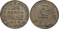 24 Mariengroschen 1711 Zellerfeld  Anton Ulrich, allein, 1704 - 1714 vz... 160,00 EUR  zzgl. 6,90 EUR Versand