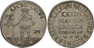 24 Mariengroschen 1700 Zellerfeld  Georg I. Ludwig, 1698 - 1714 ss+, fe... 120,00 EUR  zzgl. 6,90 EUR Versand