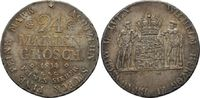 24 Mariengroschen 1834 Braunschweig  Wilhelm, 1831 - 1884 ss-vz, feine ... 190,00 EUR  zzgl. 6,90 EUR Versand