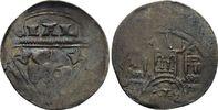 Pfennig o.J.  Simon I., 1275 - 1344 ss, feine Patina  120,00 EUR  zzgl. 6,90 EUR Versand