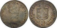 1/6 Taler 1804 Clausthal  Georg III., 1760 - 1820 ss+, feine Patina  90,00 EUR  zzgl. 6,90 EUR Versand
