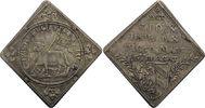 Klippe 1648 Stempel der 3 Dukate   ss, feine Patina  580,00 EUR  zzgl. 9,90 EUR Versand