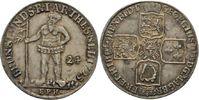2/3 Taler 1679 Zellerfeld  Georg Ludwig, 1698 - 1727 ss-vz, feine Patina  190,00 EUR  zzgl. 6,90 EUR Versand