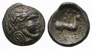 Tetradrachme 2./1. Jh. v.Chr. KELTEN IN NORICUM  vz, feine Tönung  5800,00 EUR  zzgl. 9,90 EUR Versand
