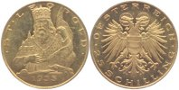 &Ouml;sterreich - Bundesstaat, 1. und 2. Republik 25 Schilling - GOLD- 1935 m... 835,00 EUR 