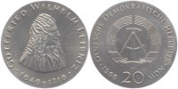 Deutsche Demokratische Republik 20 Mark 1966 vorz&uuml;glich +  90,00 EUR 