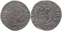 Pfalz-Simmern-Sponheim Halbbatzen (2 Kreuzer) Richard 1569-1598.