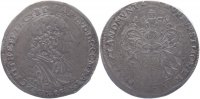 Pfalz-Kurlinie Gulden zu 60 Kreuzer 1670 sehr sch&ouml;n Karl Ludwig 1648-1680. 185,00 EUR 