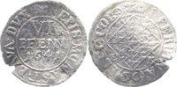 6 Pfennig (1/56 Taler) 1641 Münster-Bistum Ferdinand von Bayern 1611-16... 35,00 EUR kostenloser Versand