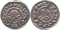 Denar  1028-1034 Böhmen Bretislaw I. Teilfürst von Mähren 1028-1034, 10... 110,00 EUR