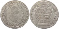 10 Konv.-Kreuzer 1764 Trier-Erzbistum Johann Philipp von Walderdorff 17... 125,00 EUR kostenloser Versand