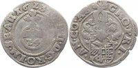 Groschen 1623 Anhalt-Gemeinschaftlich Christian I. mit seinen 5 Brüdern... 70,00 EUR kostenloser Versand
