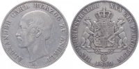 Vereinstaler 1859  A Anhalt-Bernburg Alexander Carl 1834-1863. sehr sch... 115,00 EUR