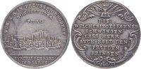 Medaille (unsign., von Georg Wilh. Kittel) 1744 Brandenburg-Preussen Fr... 235,00 EUR