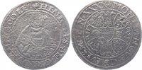 1/2 Taler 1540 Mecklenburg-Schwerin Heinrich V. 1503-1552. korrod. Fund... 875,00 EUR