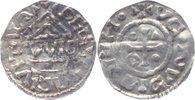 Denar  995-1002 Regensburg-Königliche u. Herzogliche Münzstätte Herzog ... 195,00 EUR