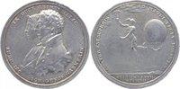 Guss-Medaille (von Loos, Berlin) 1803 Luftfahrt (Ballon, Zeppelin, Flug... 125,00 EUR  +  10,00 EUR shipping