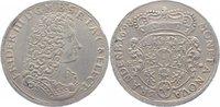2/3 Taler 1698 Brandenburg-Preussen Friedrich III. 1688-1701, Kurfürst ... 290,00 EUR kostenloser Versand