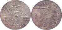 Deutsche Bundesschiessen Medaille (v. Maximilian Dasio) Deutsches Bundesschiessen München 1906 (15.).