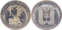 Medaille 1989 Olympiaden Allgemein Stempelglanz  25,00 EUR  +  5,00 EUR shipping