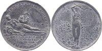 Blei-Gussmedaille (von Valentin Maler) 1595 Nürnberg-Stadt  schön  90,00 EUR kostenloser Versand
