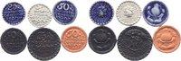 LOT: 25 Pfennig (2), 50 Pfennig (3), 75 Pfennig 1921 Höhr bei Koblenz ... 90,00 EUR  +  7,00 EUR shipping
