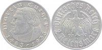 2 Mark 1933  F Drittes Reich  sehr schön-vorzüglich  30,00 EUR  +  5,00 EUR shipping