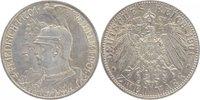 2 Mark 1901 Preussen Wilhelm II. 1888-1918. vorzüglich  19,00 EUR  +  5,00 EUR shipping