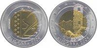 2 Euro 2004 Andorra Fürstentum seit 806. Stempelglanz  22,00 EUR  +  5,00 EUR shipping