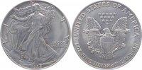 1 Dollar 'Silver eagle' 1988 Vereinigte Staaten von Amerika  Stempelglanz  28,00 EUR  +  5,00 EUR shipping
