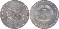 20 Mark 1967 Deutsche Demokratische Republik  vorzüglich-Stempelglanz  65,00 EUR52,00 EUR  +  7,00 EUR shipping