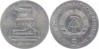 5 Mark 1974 Deutsche Demokratische Republik  Stempelglanz  13,00 EUR10,40 EUR  +  5,00 EUR shipping