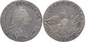 Taler 1785  A Brandenburg-Preussen Friedrich II. der Grosse 1740-1786, ... 170,00 EUR  +  10,00 EUR shipping