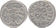 Kreuzer 1659 Nürnberg-Stadt  vorzüglich  35,00 EUR  +  5,00 EUR shipping