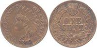 Cu-Cent 1865 Vereinigte Staaten von Amerika  sehr schön-vorzüglich  55,00 EUR  +  7,00 EUR shipping