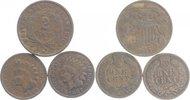 LOT: 2 Cent 1864 Vereinigte Staaten von Amerika  ss (2), s  16,00 EUR  +  5,00 EUR shipping