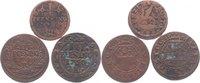 LOT: Cu Pfennig 1798 Mecklenburg-Rostock, Stadt  s; s-ss; f. ss  28,00 EUR  +  5,00 EUR shipping