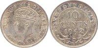 10 Cents 1942  C Canada-Newfoundland George VI. 1936-1952. vorzüglich  19,00 EUR  +  5,00 EUR shipping