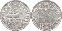 3 Reichsmark 1927  A Weimarer Republik  f. Stempelglanz  200,00 EUR  +  10,00 EUR shipping