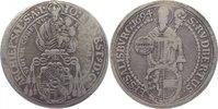 Taler 1694 Salzburg, Hoch- und Erzstift Johann Ernst Graf von Thun und ... 85,00 EUR  +  7,00 EUR shipping